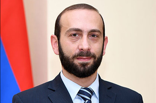 Delegation Led by Ararat Mirzoyan is To Leave for Kingdom of Sweden