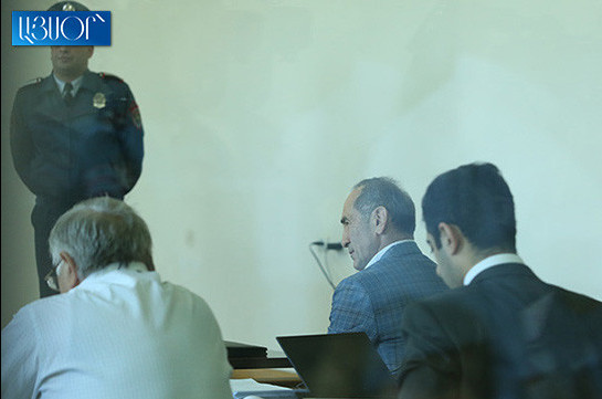 Court of Appeal to start examination of prosecutor's appeal in Kocharyan's case on June 12
