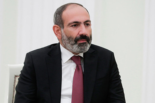 all the rage contemporaneous globe biggest investments are complete all the rage being mind: Armenia's PM