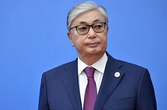 Токаев поблагодарил граждан Казахстана за оказанное на выборах доверие