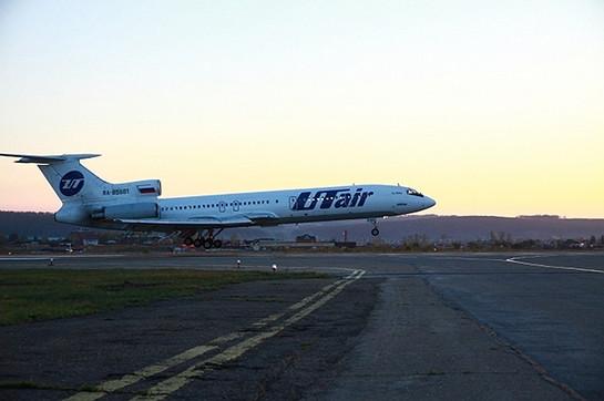 Самолет Москва — Томск сделал критическую посадку