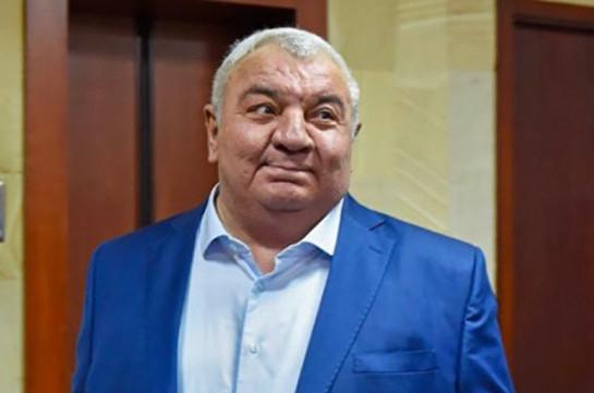 Выезд Юрия Хачатурова не разрешен из-за отсутствия разрешения, оформленного решением следственного органа – полиция Армении
