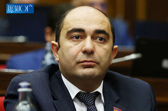 Kotayk governor spoils elections in Abovian, would better resign: Edmon Marukyan