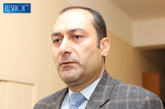 Моя отставка не была неожиданностью для премьер-министра – Артак Зейналян
