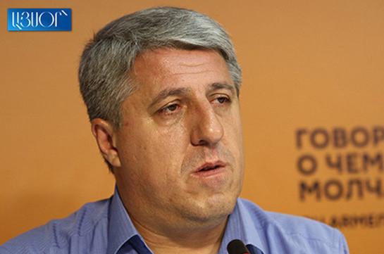Иранцы рассматривают Армению как важнейшее связующее звено – Вардан Восканян