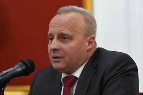 2018-ին ՀՀ-ՌԴ միջև առևտրաշրջանառությունը 11 տոկոսով աճել է. Կոպիրկին