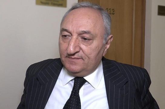 Накопление государственного долга крайне опасно для Армении - Вардан Бостанджян
