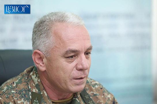 Artsakh President Bako Sahakyan signs number of decrees, appoints Levon Mnatsakanyan head of Artsakh police