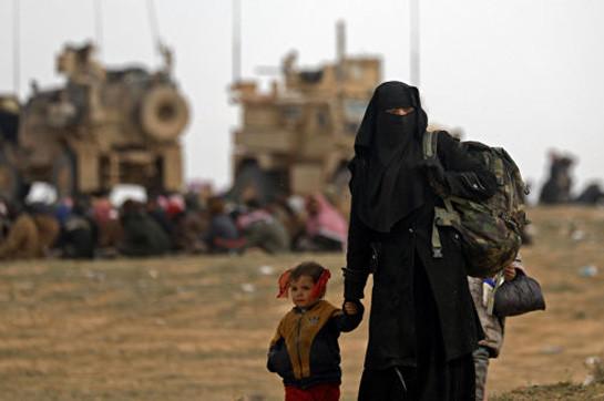 В Сирию за день возвратились более 950 беженцев