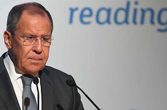 Лавров осудил действия США против Ирана
