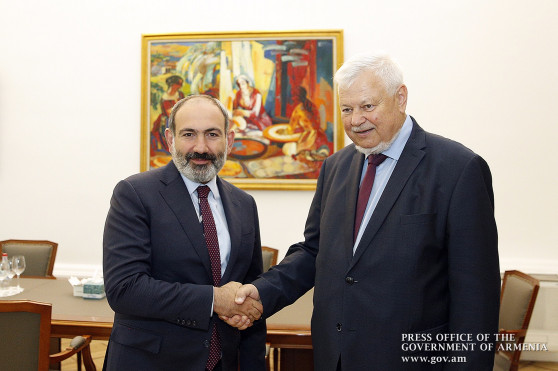 Armenia's PM, OSCE CiO delicate agent chat about Karabakh argument agreement course