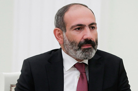 Armenia's PM praises Armenian national football team for victory in Athens
