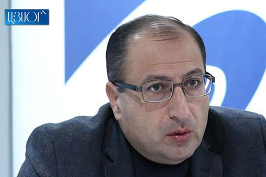 Айк Алумян заявил об отказе от иска против Никола Пашиняна
