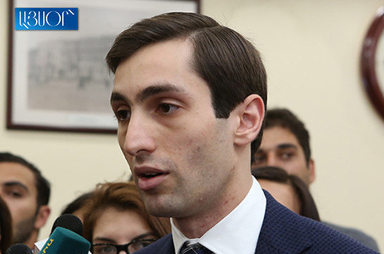 Two police officers charged for beating Davit Khazhakyan's relative