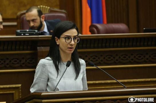 Предложения занять пост министра юстиции я не получала – Анна Вардапетян
