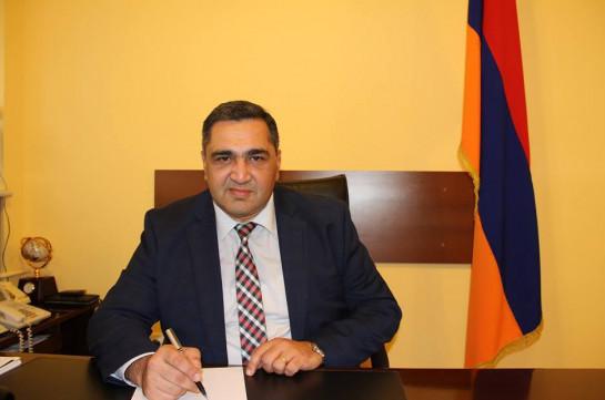 Բարձրագույն դատական խորհրդի անդամ Արմեն Խաչատրյանը հրաժարականի դիմում է ներկայացրել