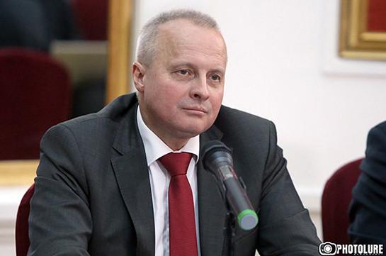 Посол РФ встретился с Кочаряном в рамках своих регулярных встреч с представителями политических и деловых кругов