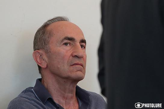 Суд отклонил ходатайства адвокатов Роберта Кочаряна и других о самоотводе судьи