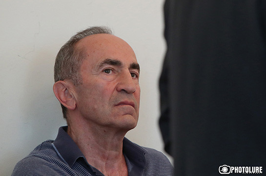 attract of allure rejects Kocharyan's defense bunch appeal designed for judge's recusal