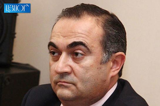 Теван Погосян: Не стоит связывать серьезных ожиданий со встречей Мнацаканян – Мамедъров