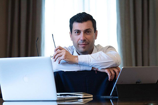 168Hours: The age en route for approach available of Trenches: Mikael Minasyan
