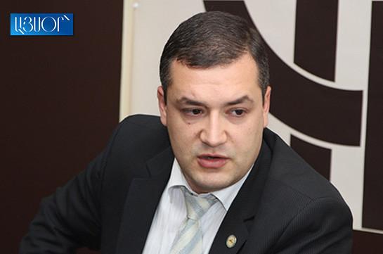 Испытываю к руководителю партии «Процветающая Армения» лишь уважение, разговоры о конфликте просто смешны - Тигран Уриханян