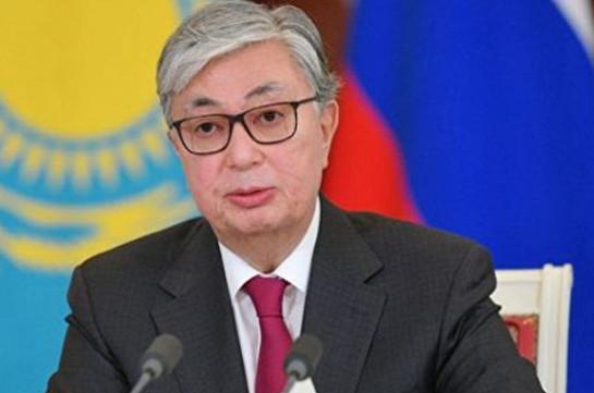 Токаев заявил, что Россия необходима Казахстану