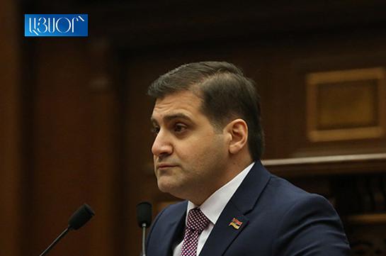 Это общеармянский вопрос – в парламенте Армении обсужден вердикт французского суда в связи с Арцахом