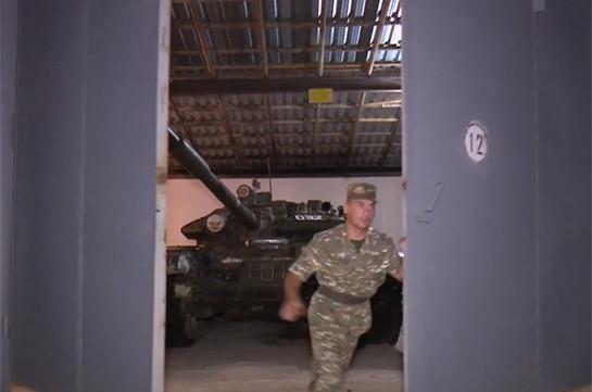 В Арцахе начались военные учения с привлечением около 10 тысяч военнослужащих