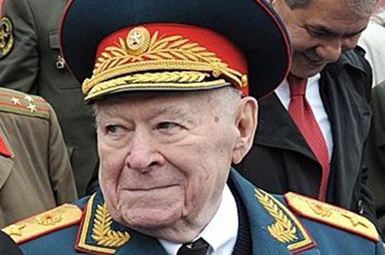 Умер бывший первый зампред КГБ СССР генерал Бобков