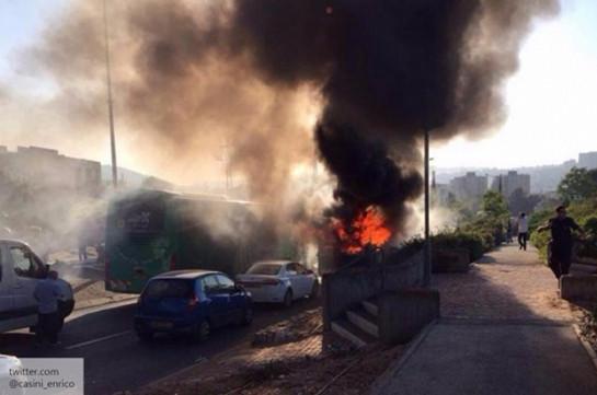 На северо-востоке Сирии взорвался заминированный автомобиль