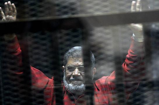 Եգիպտոսի նախկին նախագահ Մուհամեդ Մուրսին մահացել է