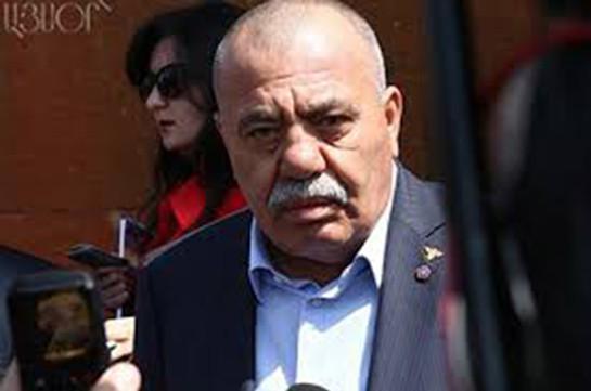 Ex-lawmaker Manvel Grigoryan to remain in custody