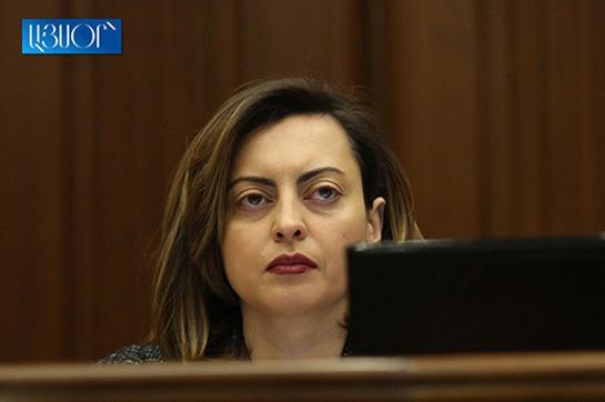 Господин Григорян мы ждем от вас революционной волны – Лена Назарян