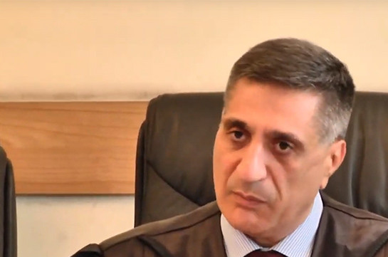 Judge Armen Danileyan rejects another petition on recusal