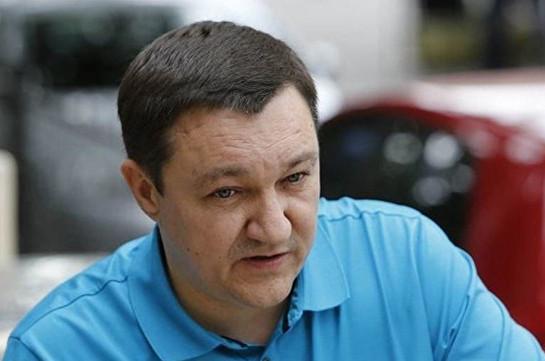 Կիևում զոհվել Է ուկրաինացի պատգամավոր Դմիտրի Տիմչուկը