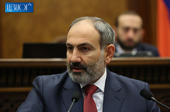 Karabakh's participation issue discussed at all meetings: Pashinyan on Artsakh's involvement in peacetalks