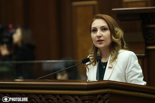 Во фракции «Мой шаг» не было какого-либо обсуждения, связанного с Грайром Товмасяном – Лилит Макунц
