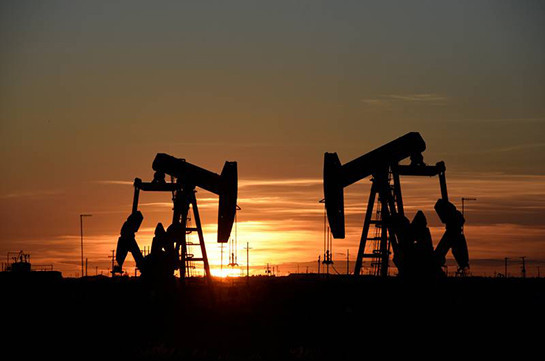 Brent oil up 5% this week on fears of U.S.-Iran conflict