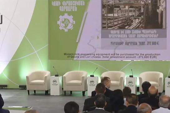 Բիզնեսմենները, հասկացեք, շատ վախկոտ են. ՌԴ-ից տավուշցի գործարարը փորձում էր «Իմ քայլը հանուն Տավուշի» ֆորումում ներդրումներ անելու երաշխիքներ ստանալ