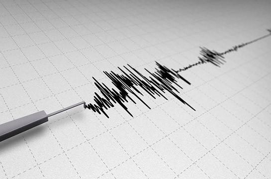 У островов Индонезии в море Банда произошло землетрясение магнитудой 7,3
