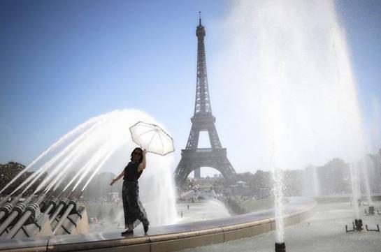 France 40C heatwave could break June records