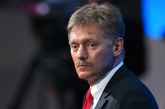 В Кремле назвали временные ограничения в отношении Грузии вынужденными