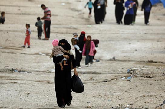 Մեկ օրում Սիրիա է վերադարձել 1500-ից ավելի փախստական