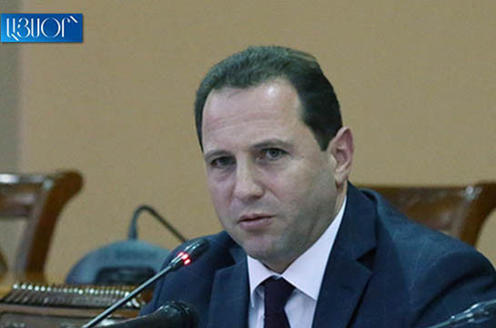 Delegation led by Armenia's DM departs for Russia