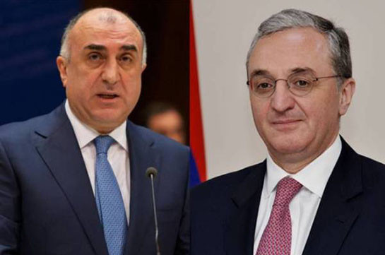 USA glad with results of Mammadyarov-Mnatsakanyan meeting