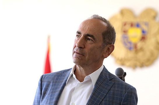 Роберт Кочарян вновь будет арестован