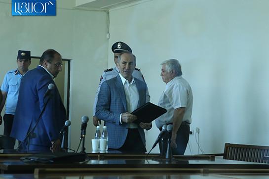 Адвокаты Роберта Кочаряна собираются обжаловать акты Апелляционного уголовного суда