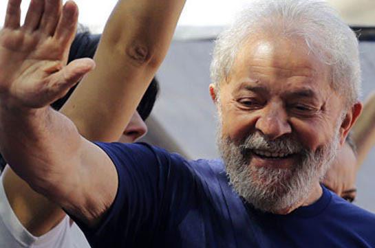 Բրազիլիայում հրաժարվել են կալանքից ազատել երկրի նախկին նախագահ Լուլա դա Սիլվային