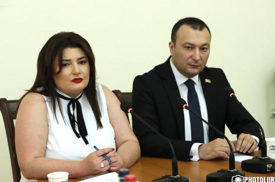Партия «Процветающая Армения» даст свою оценку после правовой развязки этого вопроса – Ивета Тоноян о  Роберте Кочаряне